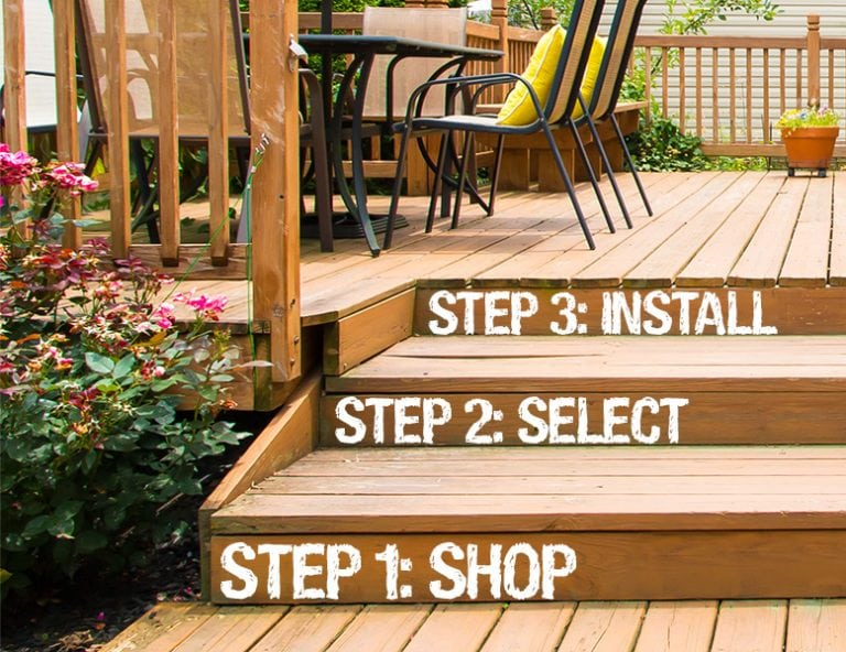 Fence Shopping Made Easy! Introducing 3 Steps to Fence