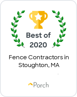AVO Fence & Supply Earns 2020 Best of Porch Award