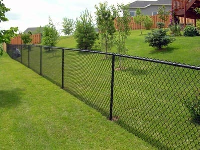How to Build a Fence: Chain link Fence Basics
