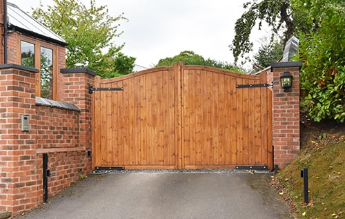 Custom Gate Options to Match Your Fence