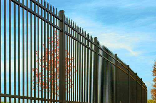 Best Options for a Security Fence on Commercial Property