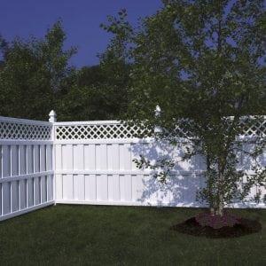 Fence to Last a Lifetime: Bufftech® Limited Lifetime Vinyl Warranty